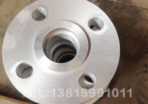 铝法兰和铁法兰的区分方法